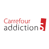 logo Carrefour addictions