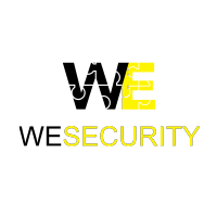 logo WE SECURITY